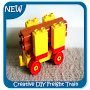 Creative DIY Freight Train APK icon