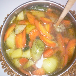 Finland Vegetable Soup.