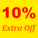 Coupon Store - 10% Extra off*