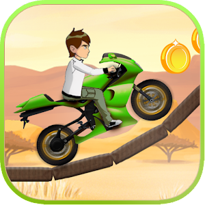 Ben Jungle Motorbike Racing