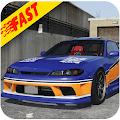 Drift Nissan Silvia Car Driving Simulator APK