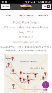 Tải Pronto Pizza Langon APK