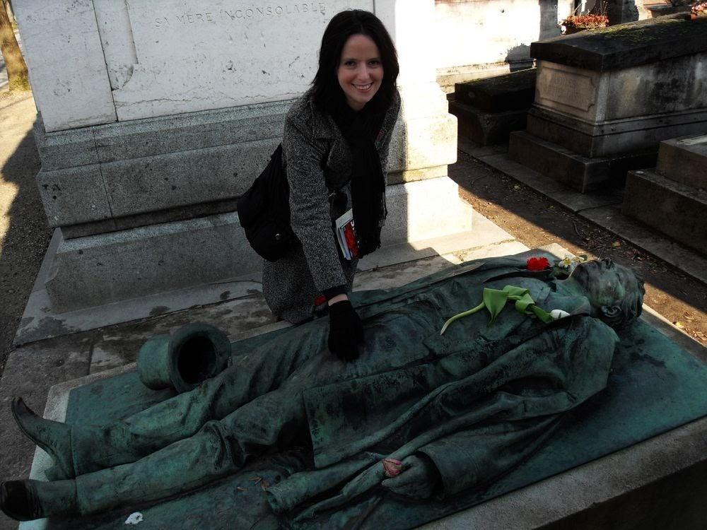 Victor Noir, uma estátua com uma ereção post mortem
