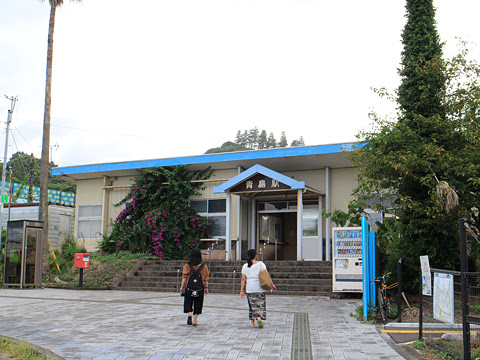 JR青島駅 その1