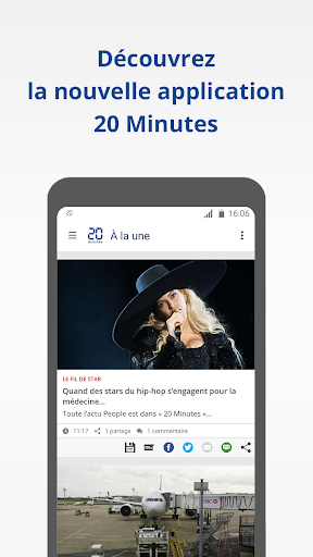 20 Minutes - lu2019actualitu00e9 en continu 5.0.9.3 gameplay | AndroidFC 1