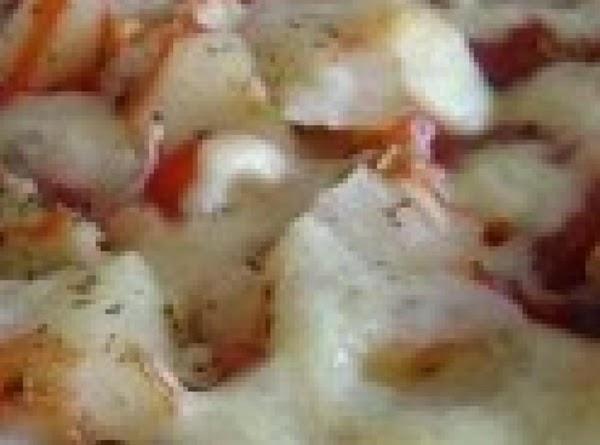 Hawaiian Pizza Dip (microwave) Recipe