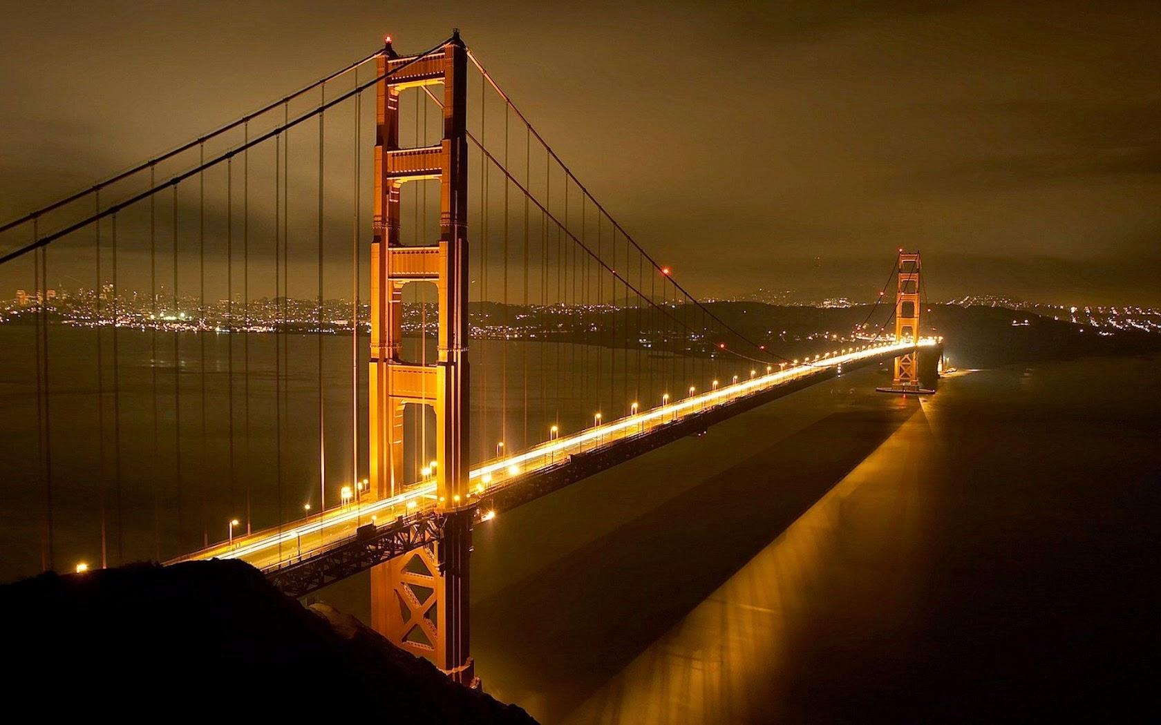 Незабываемое событие – поездка по мосту Золотые ворота