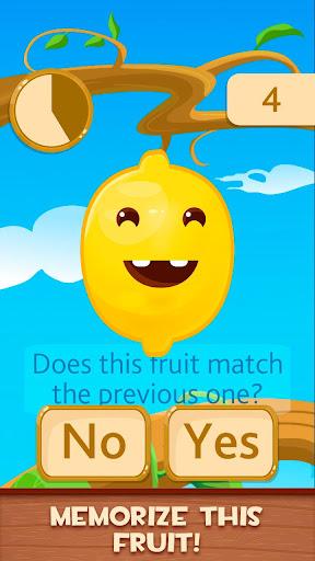 Dizzy Match Fruits