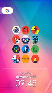 Bio - Icon Pack Screenshot