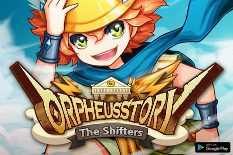 Orpheus Story : The Shifters - náhled
