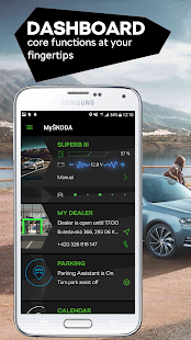 MyŠKODA- screenshot thumbnail