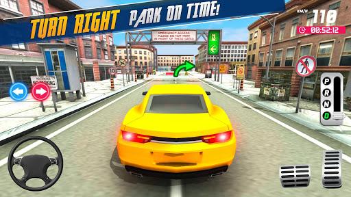 parking et conduite 2020: nouveau jeu de voiture  captures d'écran 1