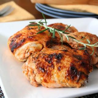 Lemon & Rosemary Chicken Leg Quarters