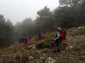 Photo: Pico Perdiguera circular desde Miraflores (A Saiz).