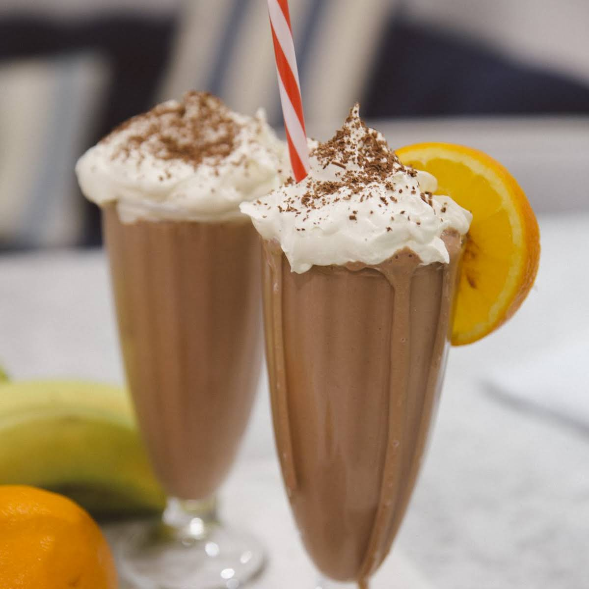 Chocolate Orange Smoothie