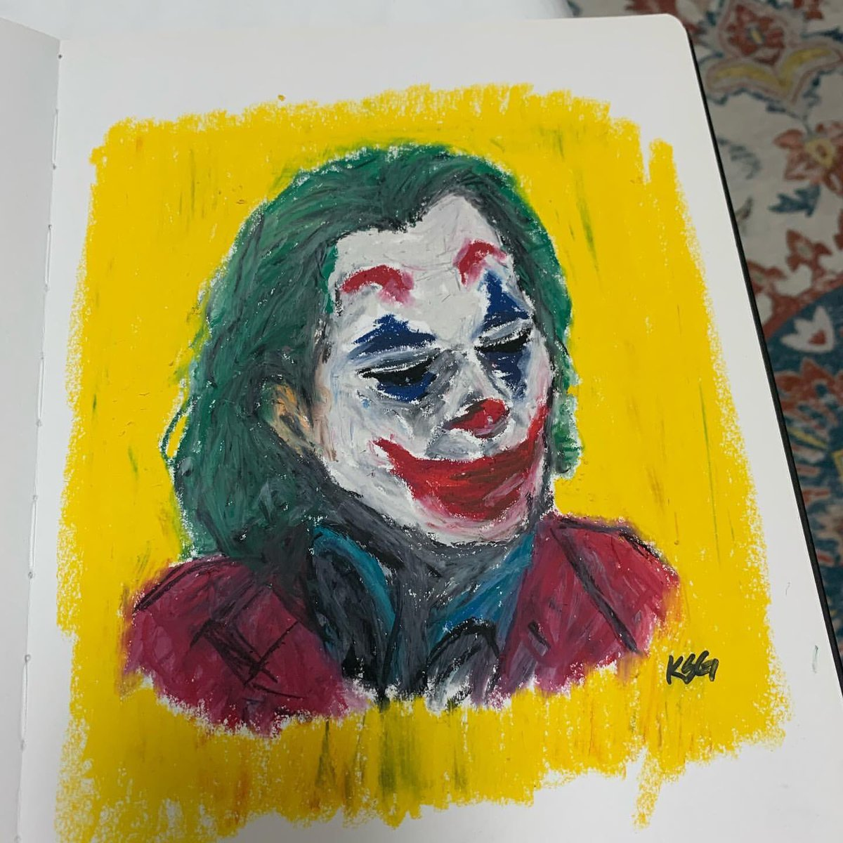 seulgi art joker