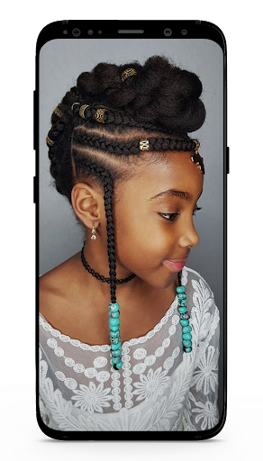 2020 Kids Braids Hairstyles Android App Download Latest