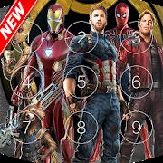 Avengers: Infinity War Lock Screen && HD wallpapers APK for Bluestacks