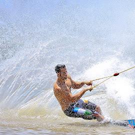 LAKE TELAVIV by Abu  Janjalani Abdullah - Sports & Fitness Watersports ( watersports, sports&fitness )