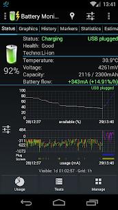 3C Battery Manager Pro key 4.0.4a MOD + APK + DATA Download 2