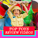 Toys Review Video Fun icon