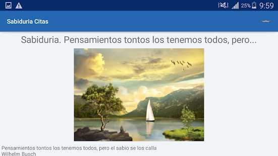 Download Sabiduria Citas y frases famosas For PC Windows and Mac apk screenshot 12