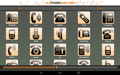 Old Phone Ringtones- screenshot thumbnail