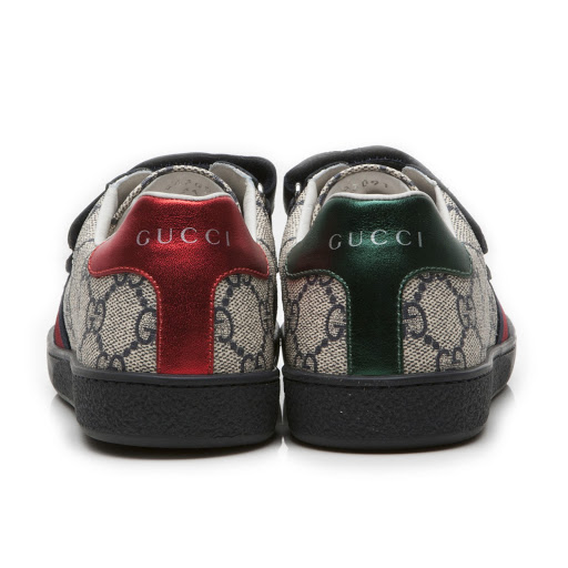 Thumbnail images of Gucci GG Supreme Trainer