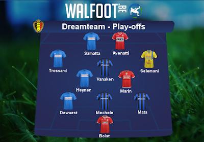 Des Limbourgeois, Brugeois, un Rouche, un Unioniste: voici notre équipe des playoffs!