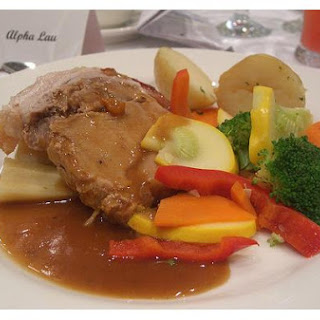 Loin Of Pork With Apples