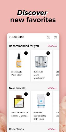 Scentbird: Online Beauty Shop. Perfume & Cosmetics apkmr screenshots 5