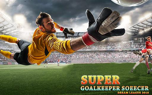 Super GoalKeeper Soccer Dream League 2018  screenshots 1