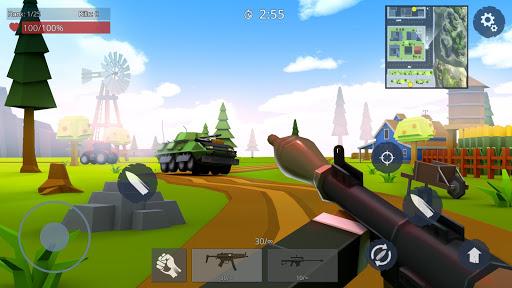 Rules Of Battle: 2020 Online FPS Shooter Gun Games  screenshots 8