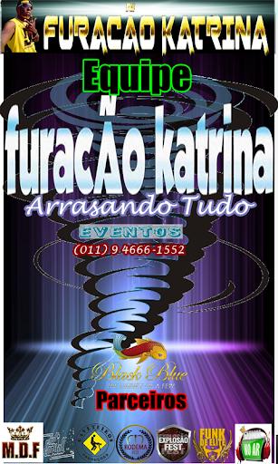 FURACÃO KATRINA ARRASANDO TUDO