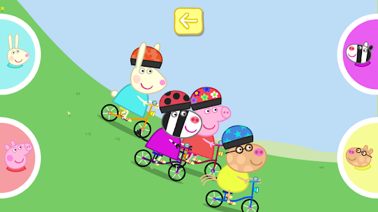 Peppa Pig: Sports Day MOD (All Stickers Are Open) 2