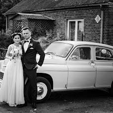Wedding photographer Justyna Filutowska (zlotywarkocz). Photo of 09.06.2017