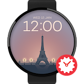 Paris watchface by Sol