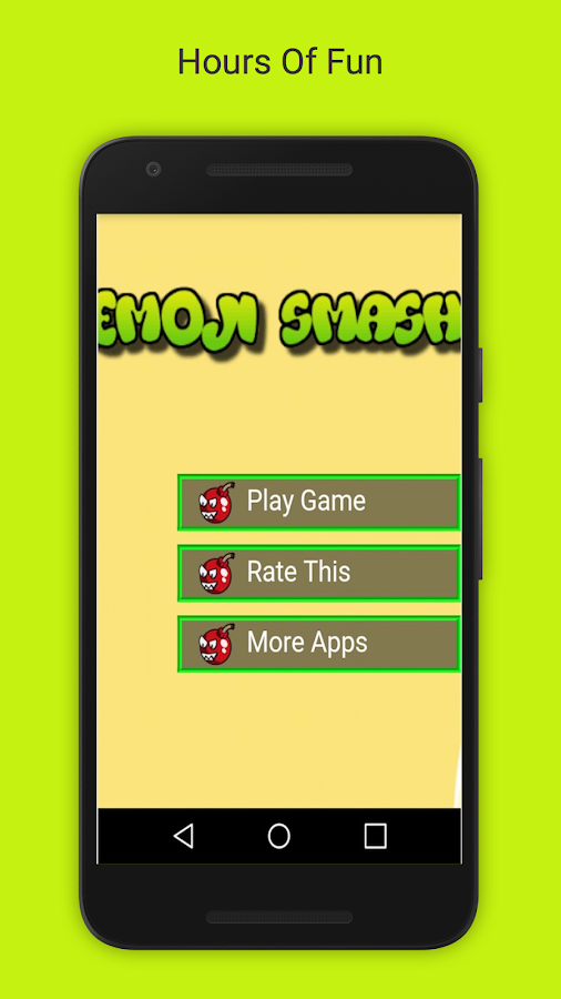 Emoji Smash!- screenshot