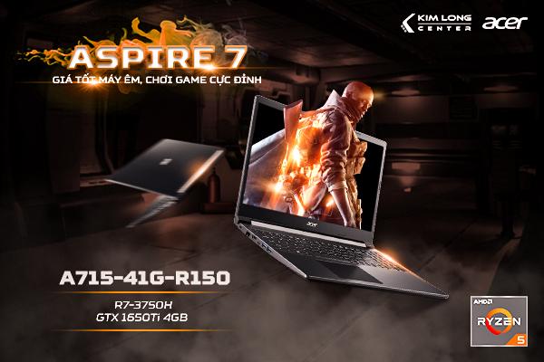 laptop acer aspire 7 - R150
