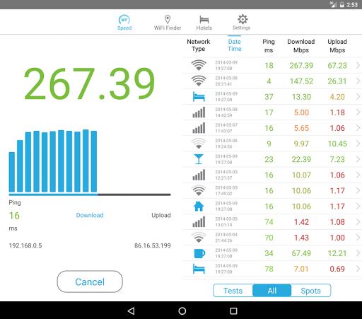 Speed Check screenshot 7