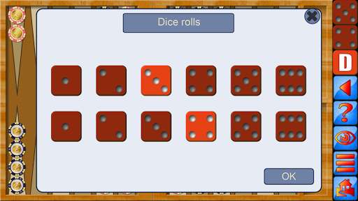 Backgammon, 2018 edition  screenshots 5