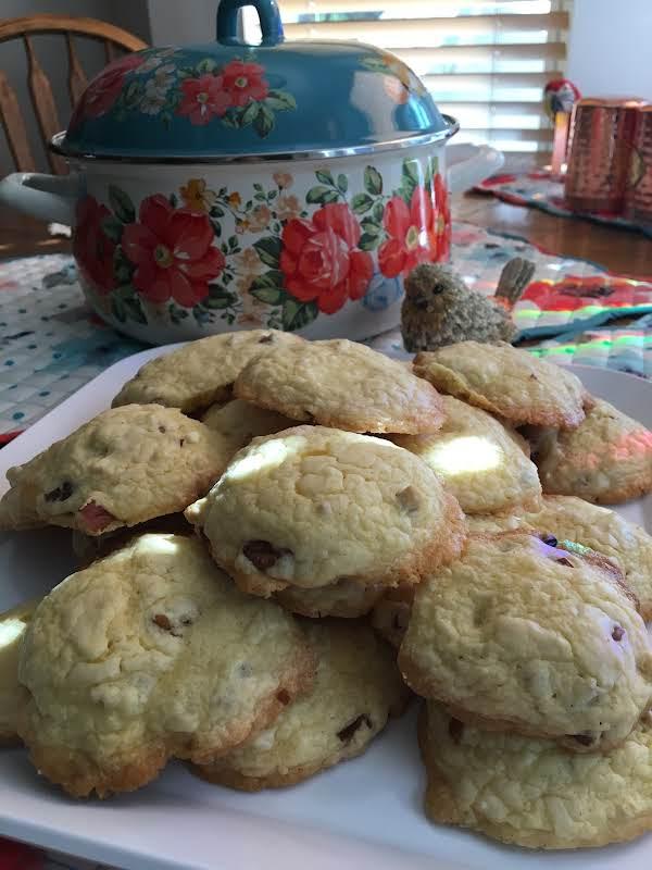 Pineapple Pecan Cake Mix Cookies Recipe