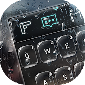 Raindrops Keyboard