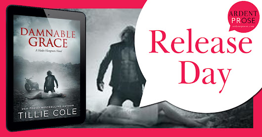 Release Day Blitz: Damnable Grace by Tillie Cole!
