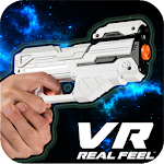 VR Real Feel Alien Blasters App 2.1