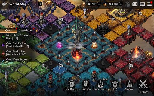 HEIR OF LIGHT android2mod screenshots 7