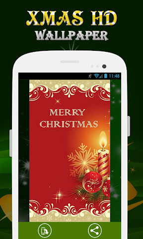 android Xmas HD Wallpapers Free Screenshot 2