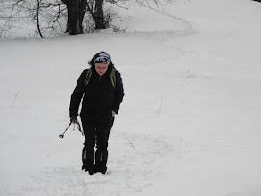 Photo: Zašto dama hoda sama?