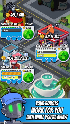 Tap Empire: Idle Tycoon Tapper & Business Sim Game 2.5.3 Mod screenshots 2