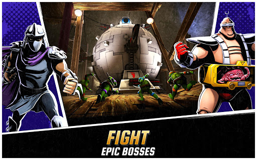 Ninja Turtles: Legends screenshot 12